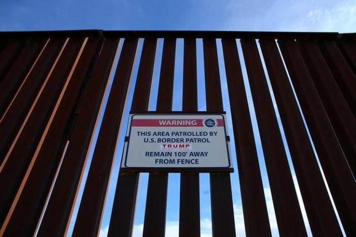 Более 21 миллиарда долларов потребуется на возведение стены