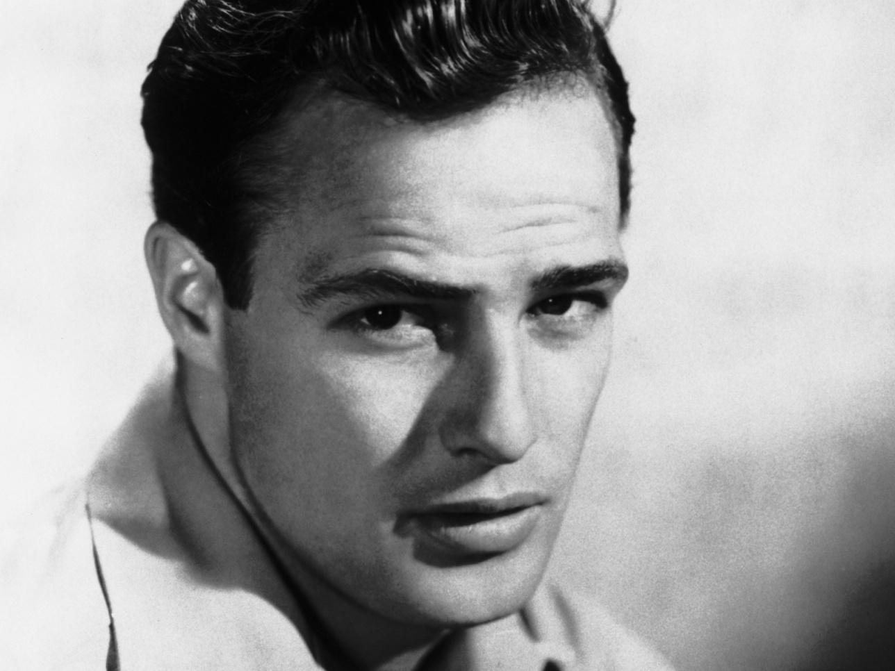 Культовый американский актёр театра и кино Марлон Брандо