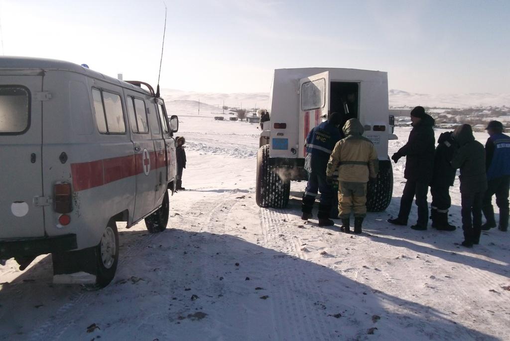 Спасатели вызволили из снежных заносов 340 человек
