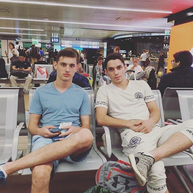 Данил Мусабаев и Пирмаммад Алиев