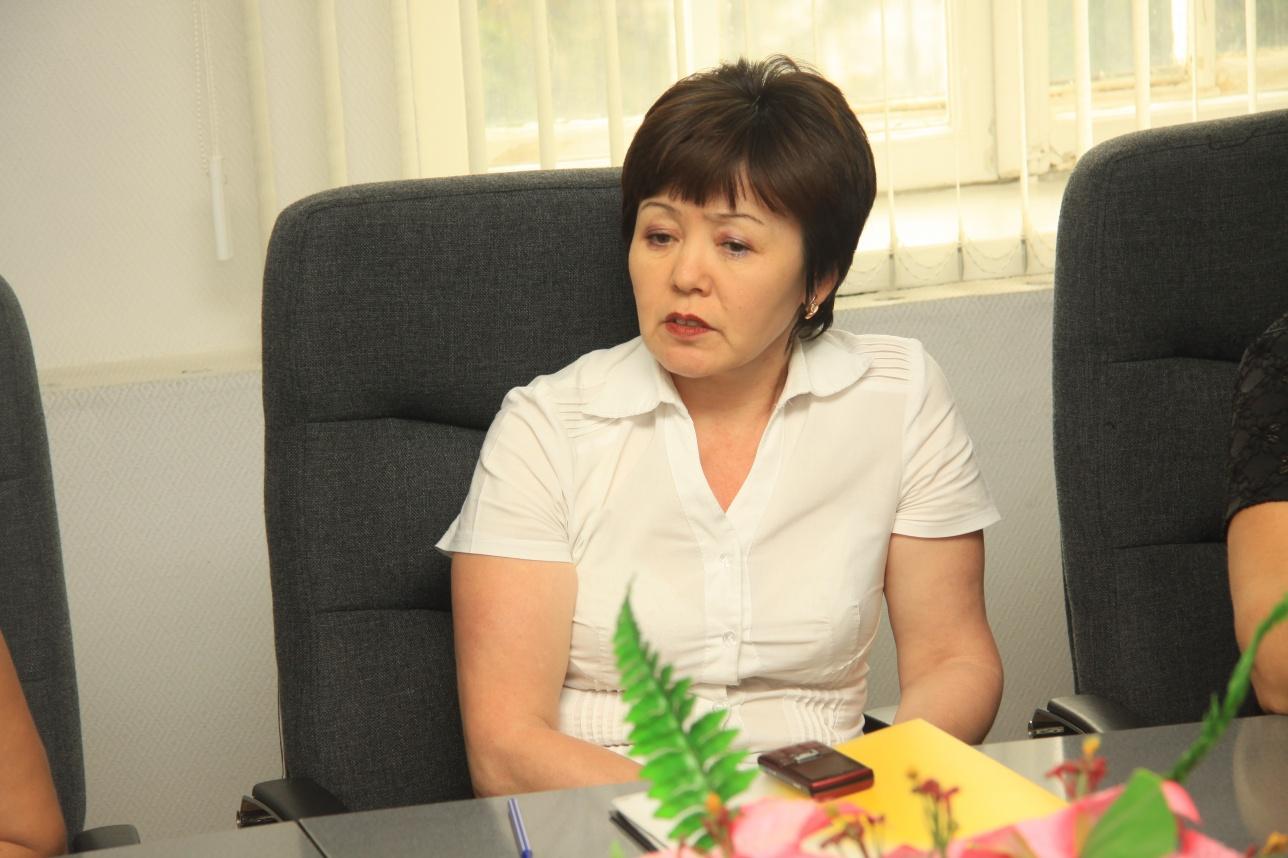 Айгуль Тукешева