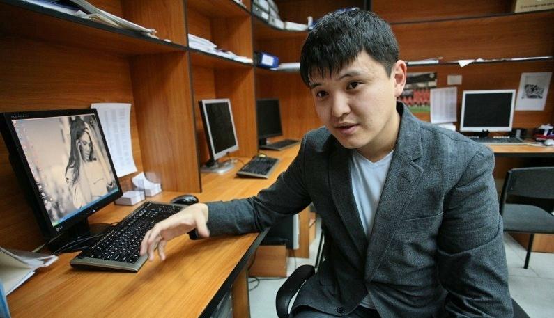 Рашит Белгибаев