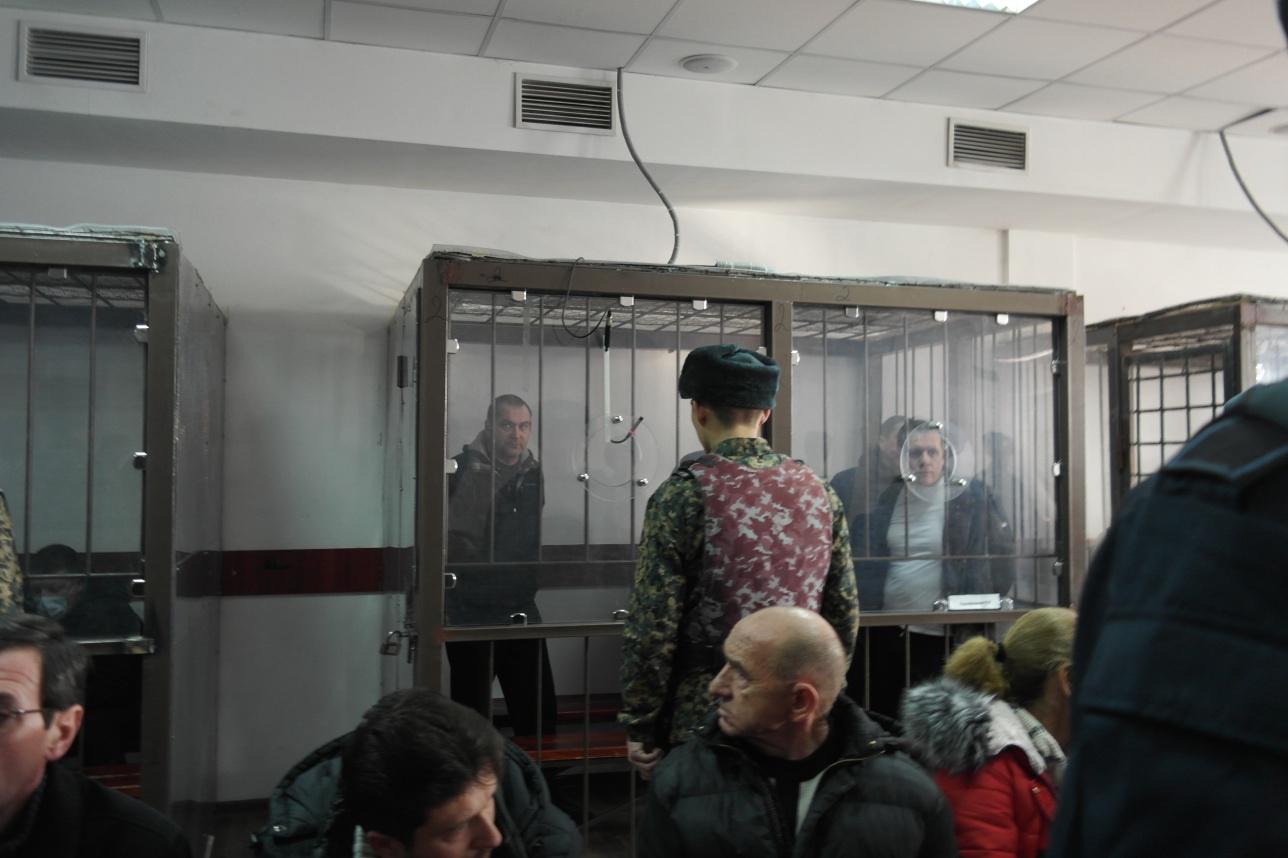 Приговор по делу Аманбаева оглашали в СИЗО