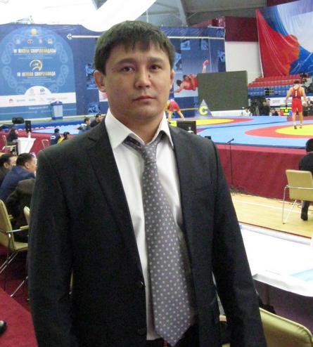 Асет Серикбаев