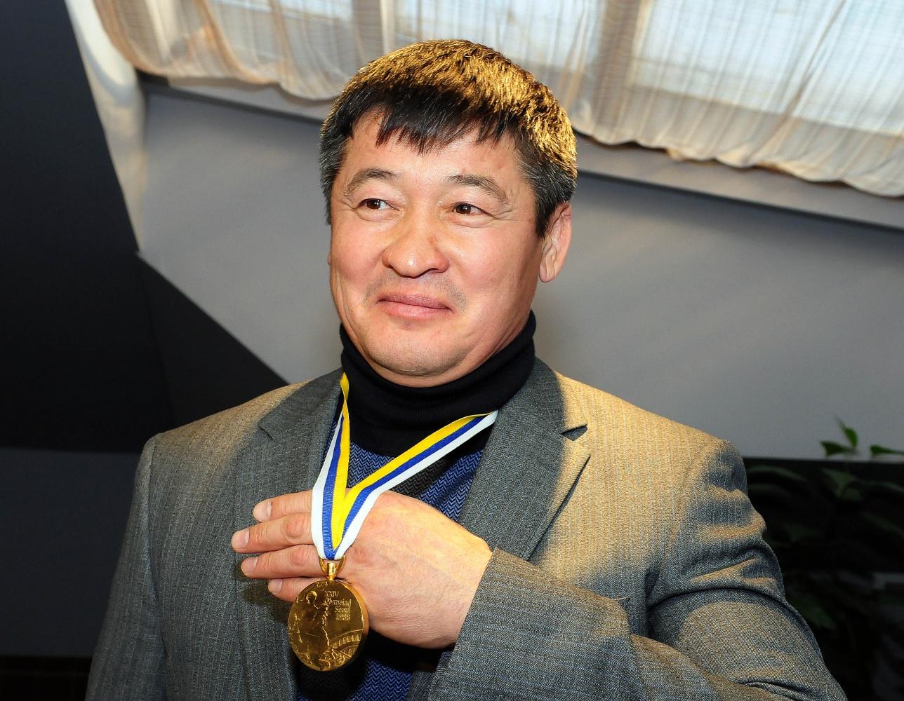 Даулет Турлыханов