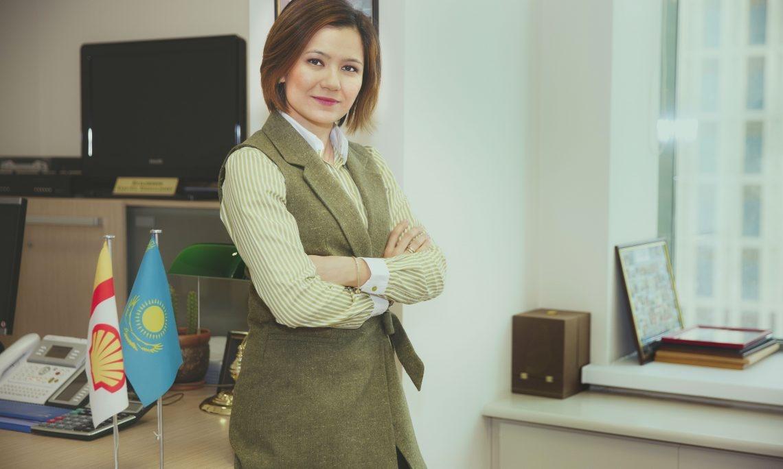Зарина Бакенова