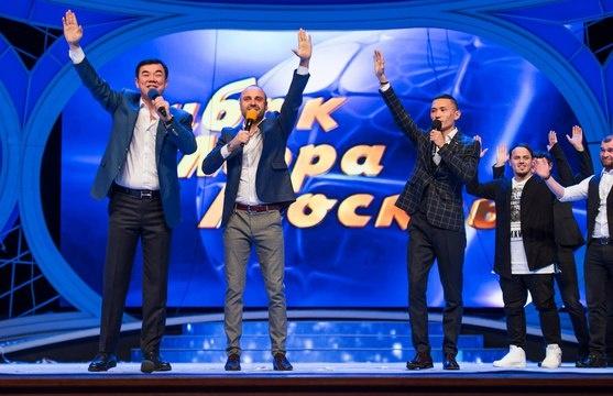 Нурлан Коянбаев и Ярослав Мелёхин