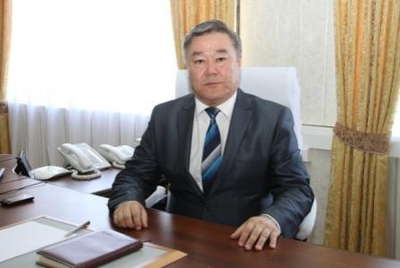 Аким Исатайского района