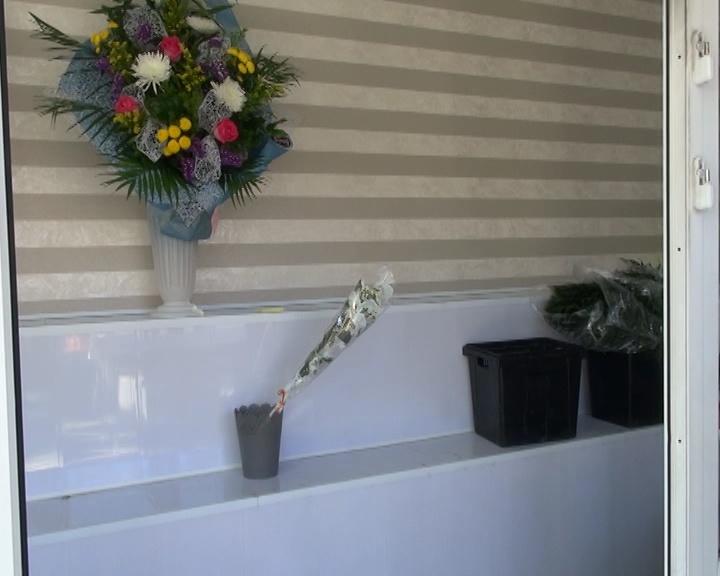 Цветы раскупили к вечеру 8 марта