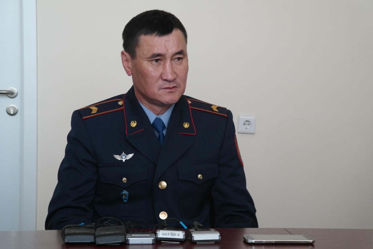 Баянбек Жунусов