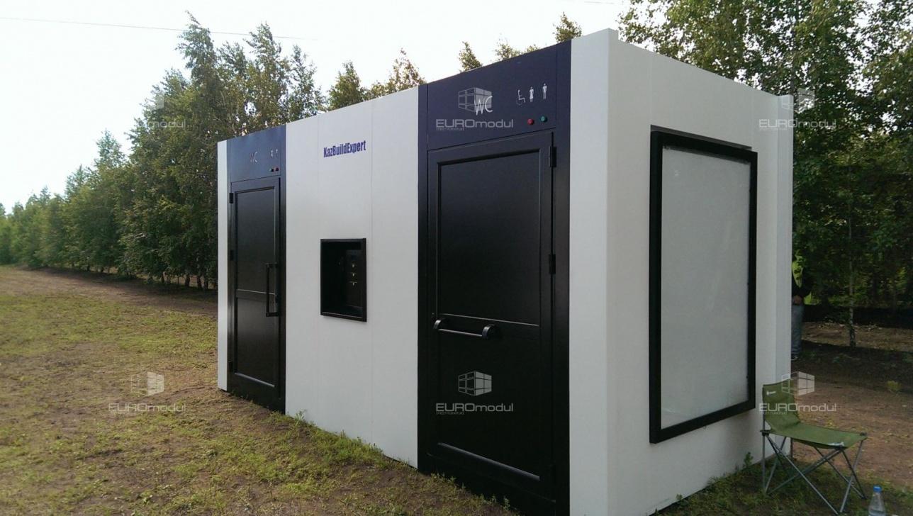 Модуль, разработанный дизайнером Карлом Бабичем