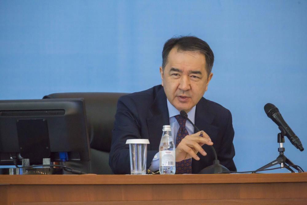 Бакытжан Сагинтаев рассказал об эксперименте для предпринимателей, строящих соцобъекты