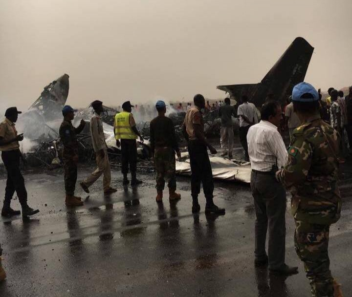 На борту самолёта находилось 44 пассажира
