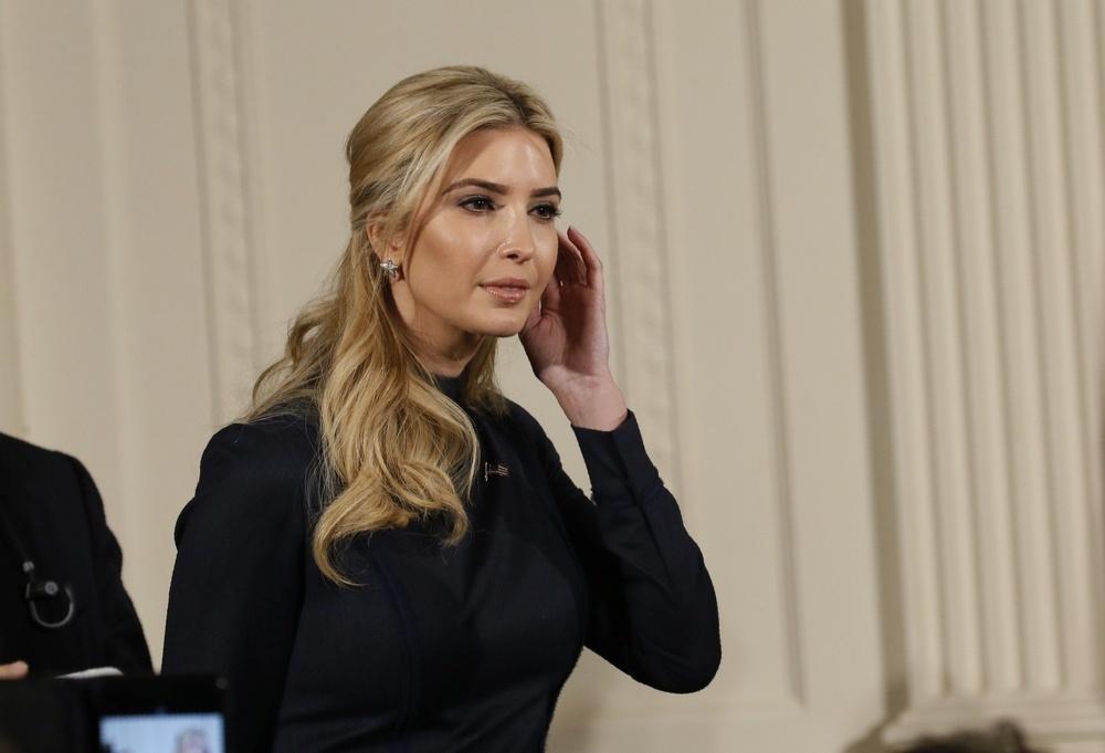 Иванка Трамп, дочь президента США