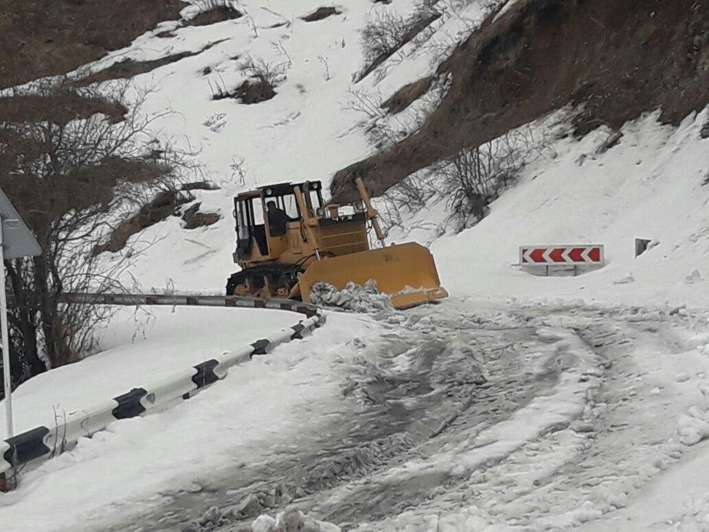 На курорте сохраняется опасность схода лавин