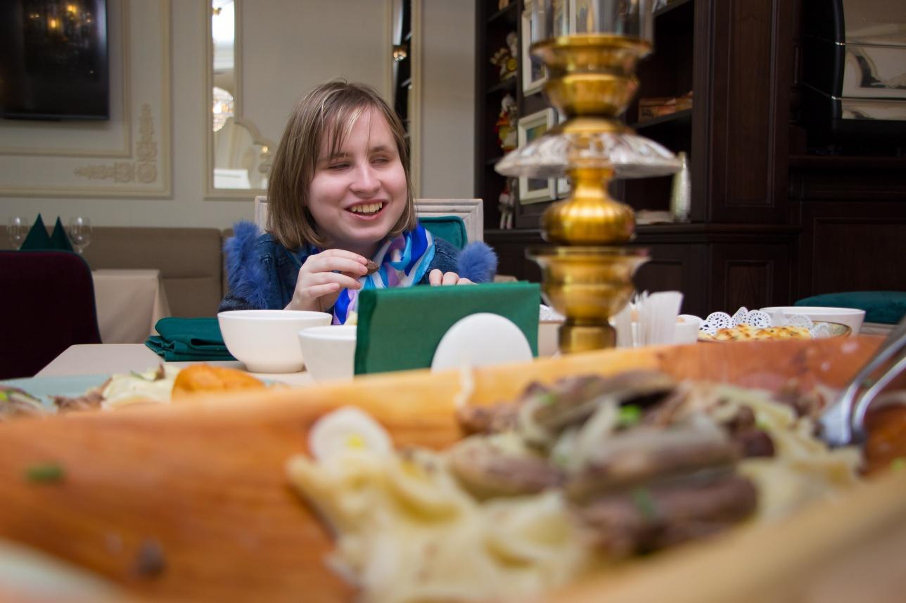 Казахская еда пришлась по душе всем членам семьи