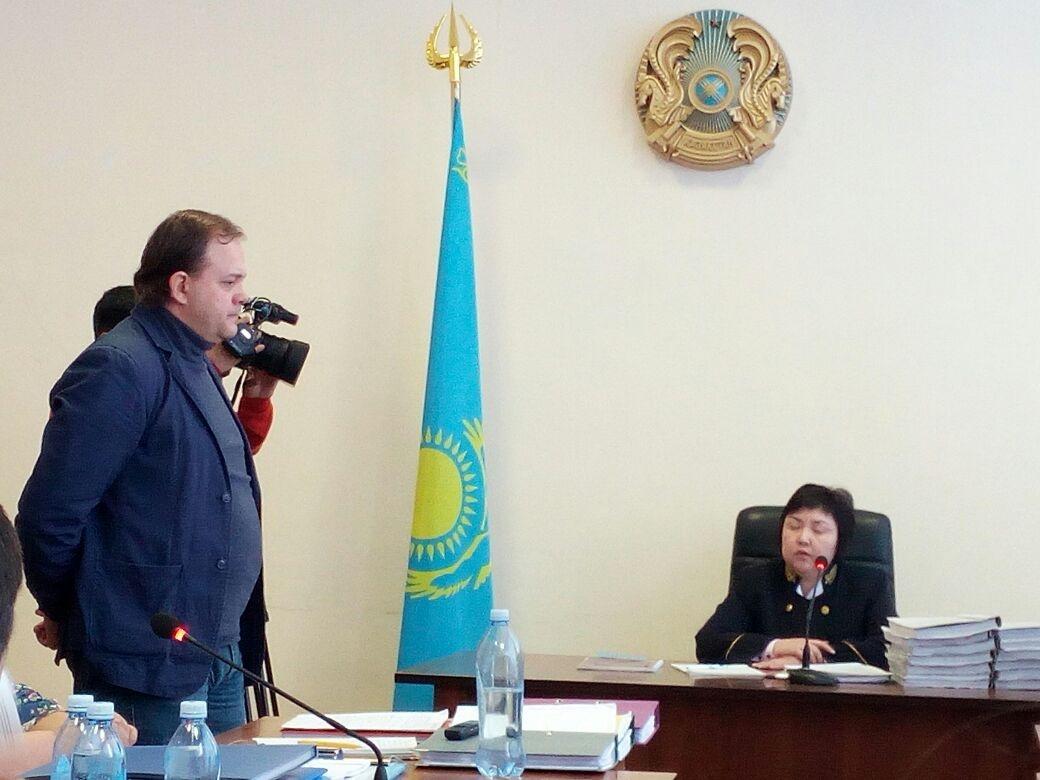 Дмитрий Васильев ходатайствует о прекращении дела
