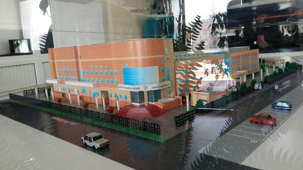 На строительство Центра ядерной медицины выделено более 6 млрд тенге
