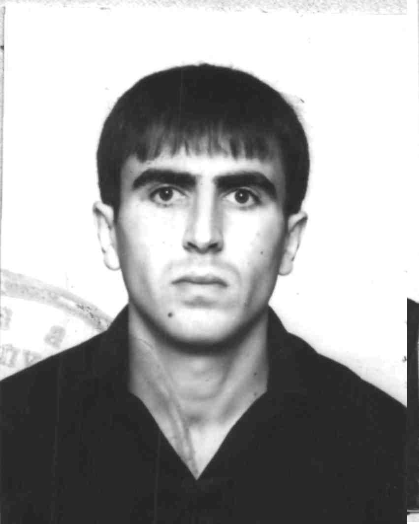 Магомедов Ахмед Играмудинович.