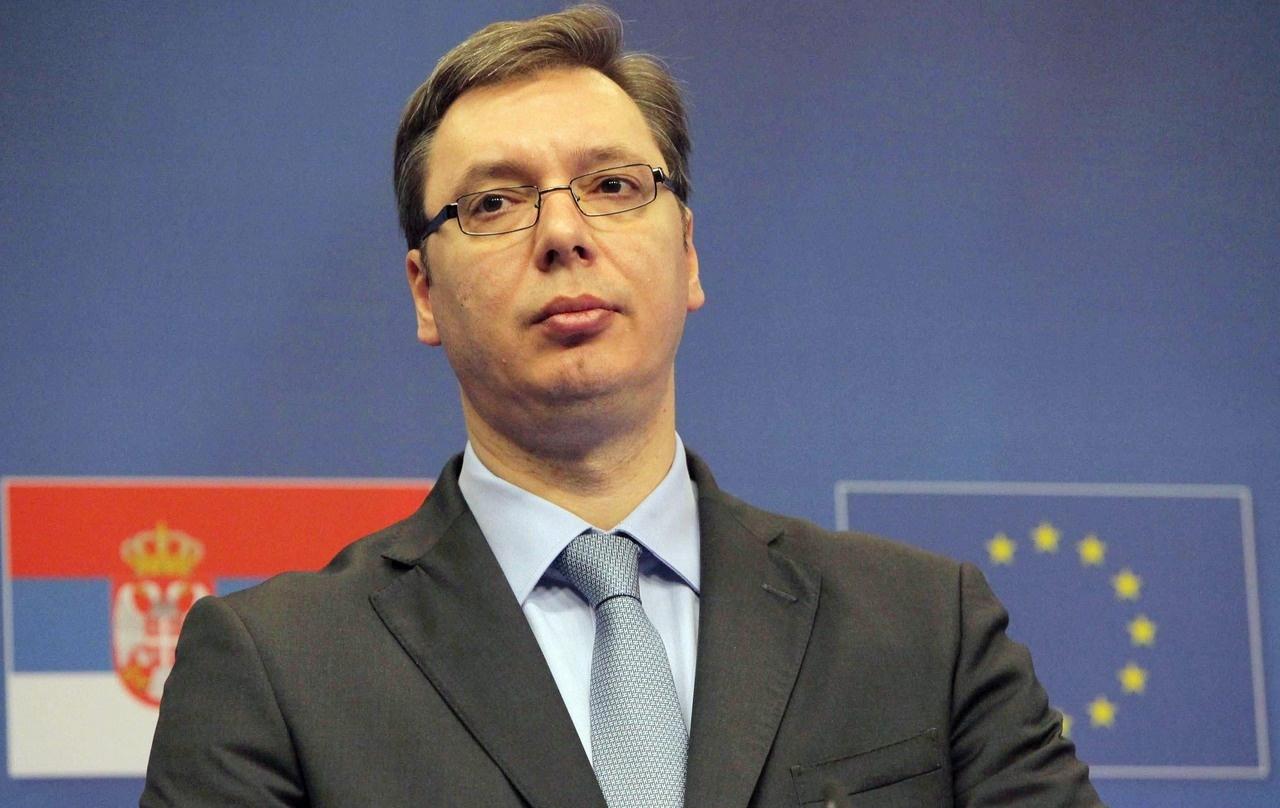Александр Вучич избран пятым президентом Сербии