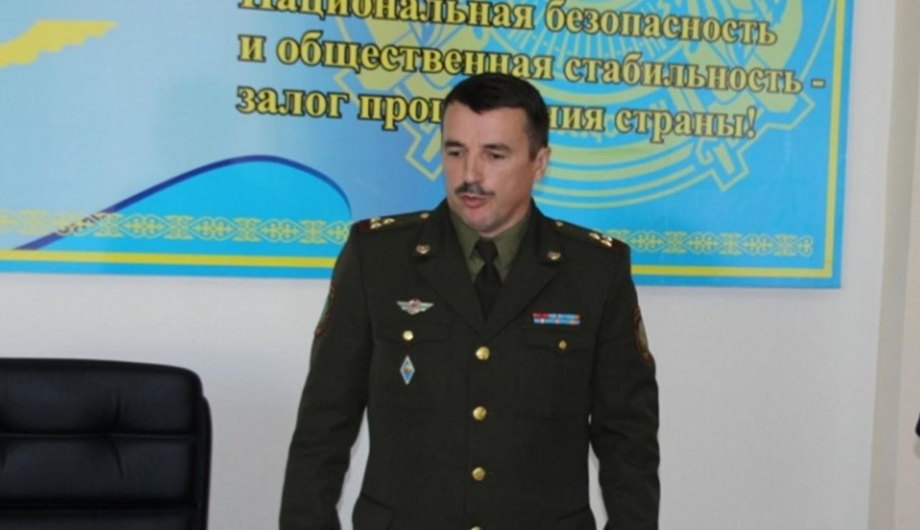 Полковник Магамадов задержан