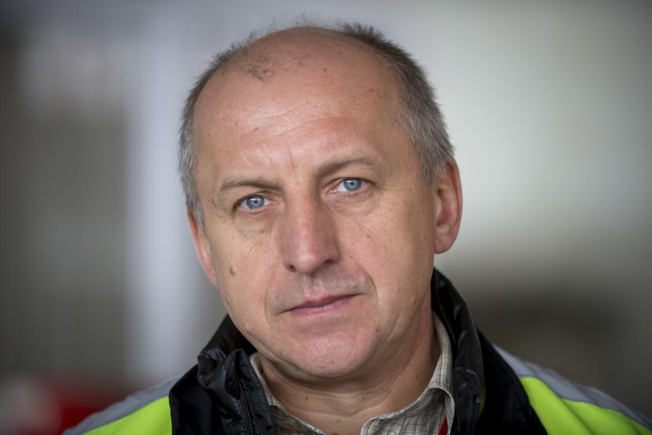Андрей Олия, директор по техническому обеспечению авиакомпании Air Astana