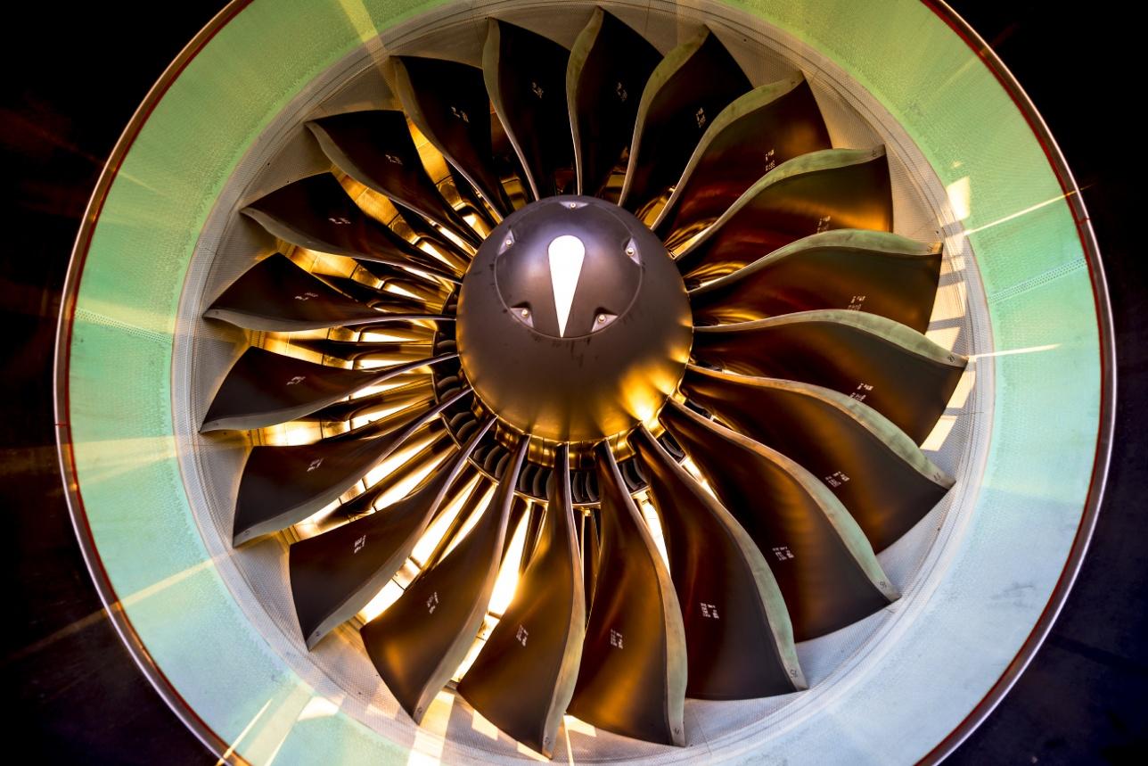 двигатель PW 1100 G