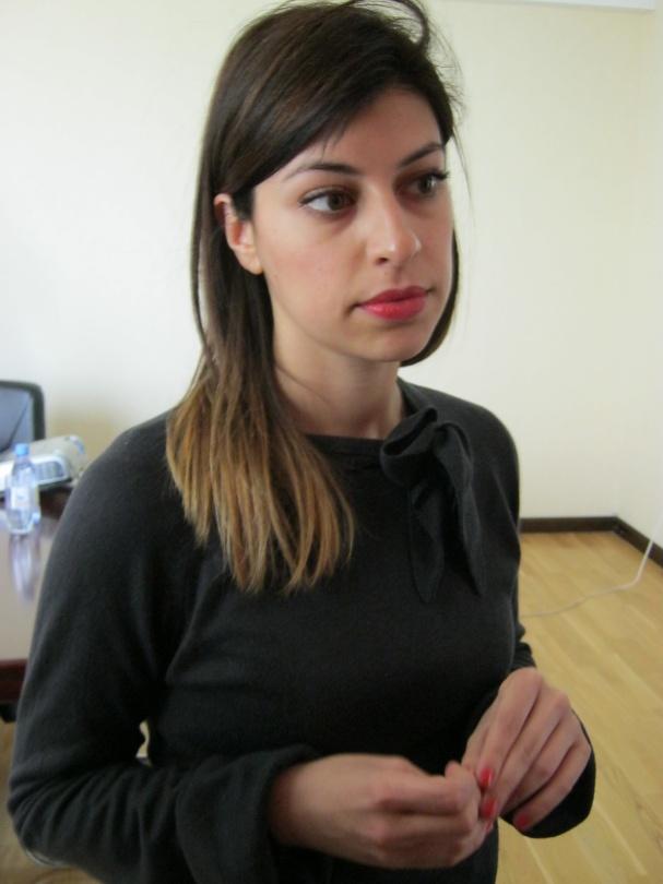 Джоржия Маркети