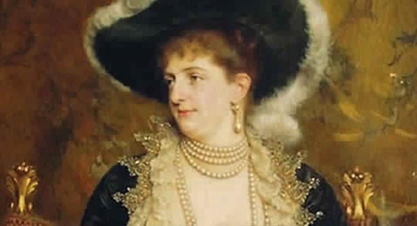 Королева Италии Маргарита Савойская