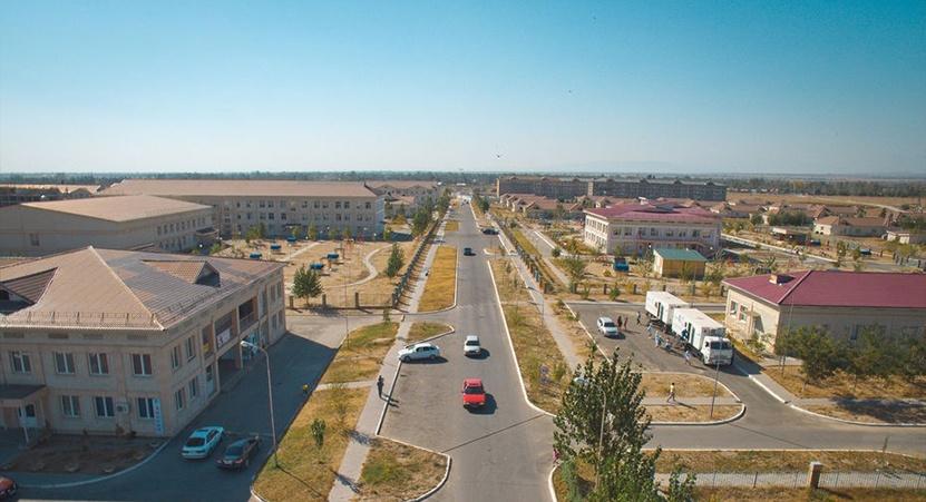 Город Нуркент