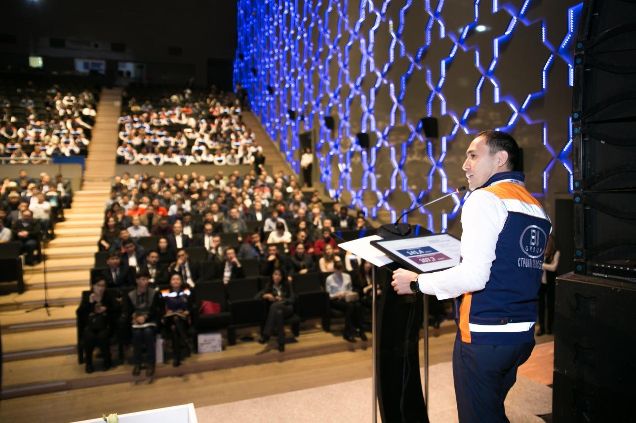 Айдын Рахимбаев - председатель Совета директоров BI Group