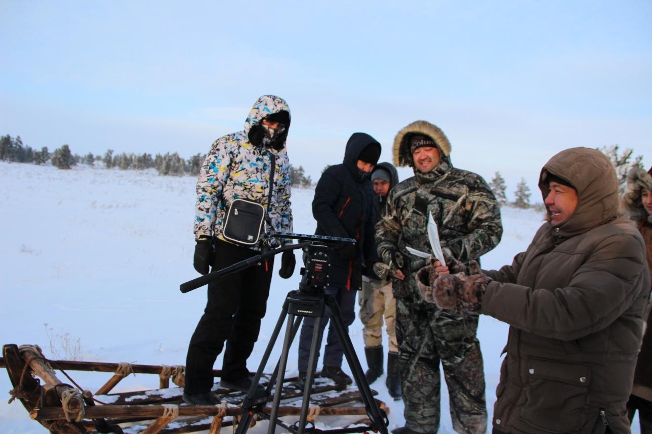 Съёмки фильма проходят в Алматинской и Северо-Казахстанской областях