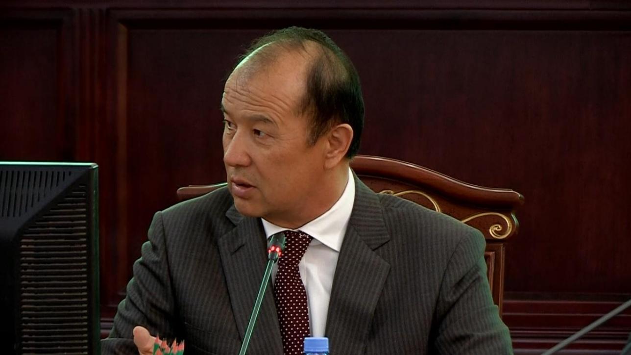 Прокурор Южно-Казахстанской области Ибрагим Иманов высказался против местной полицейской службы