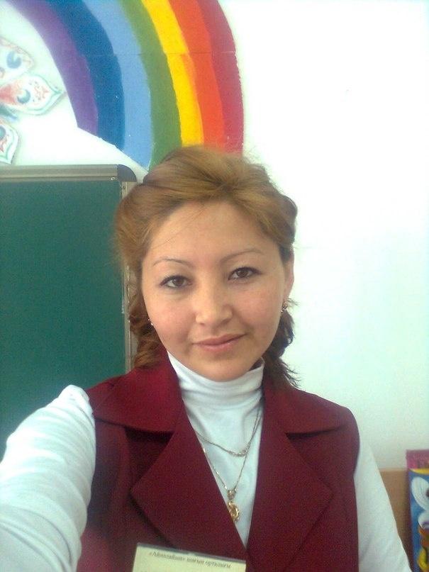 Индира Оспанова
