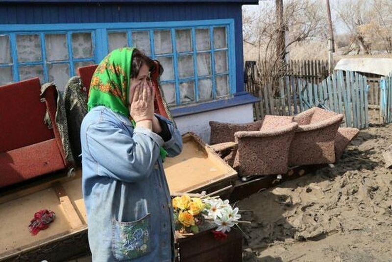 В посёлке затопило 43 дома, пять из них восстановлению не подлежат