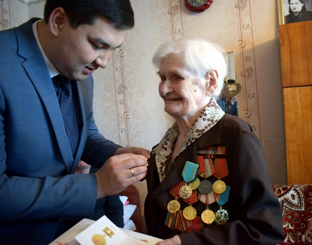 Татьяна Бурматова с пулемётом в руках защищала Москву