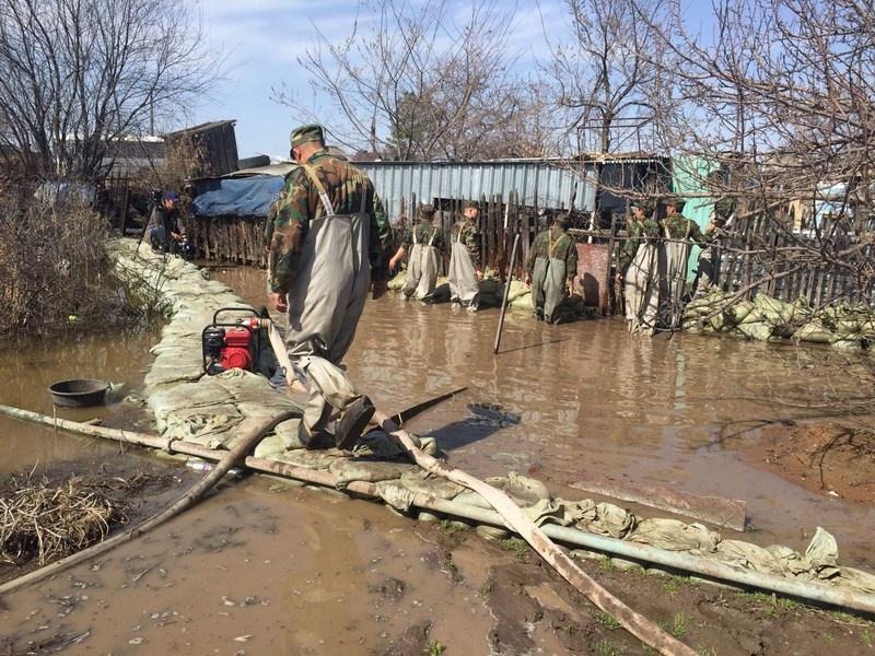 Более 7000 человек проживают в зоне возможного подтопления