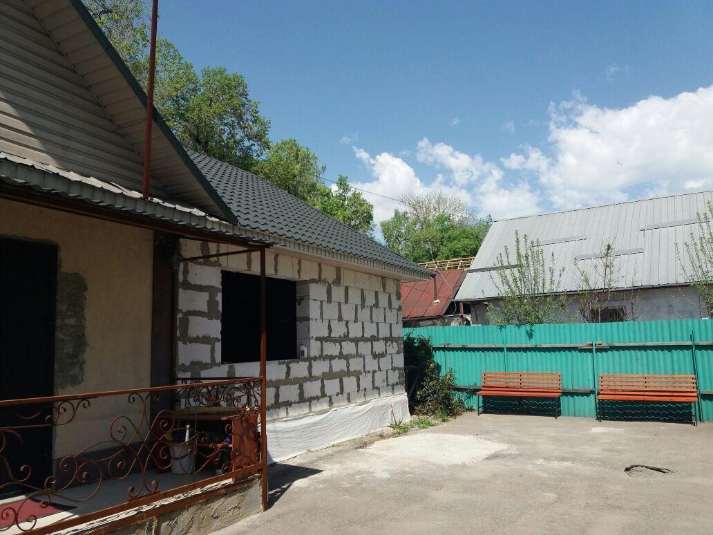 Кибировы сделали пристройку к дому
