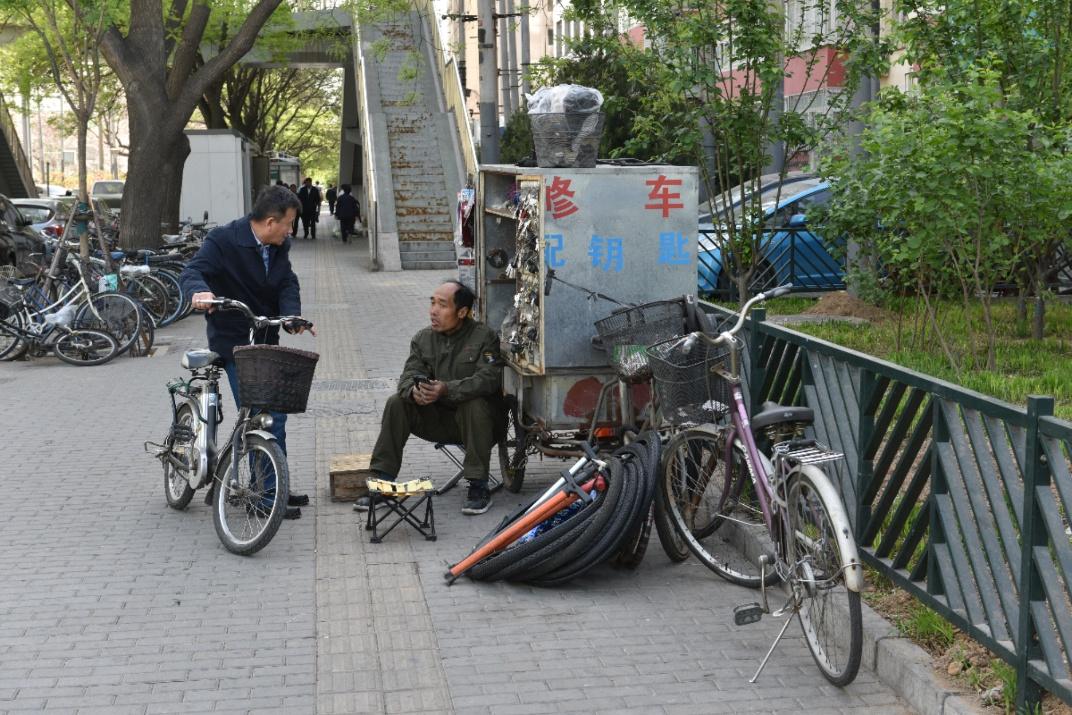 Велосипеды – огромный пласт бизнеса в Китае