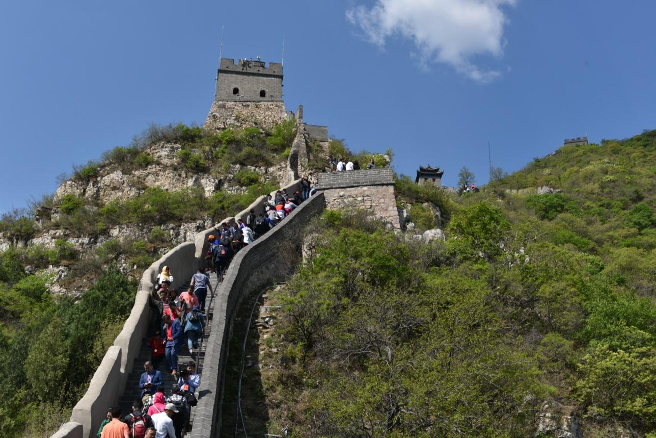 Великая китайская стена – одна из 7 чудес света