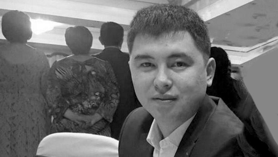 Убитый старший лейтенант Дархан Еламанов