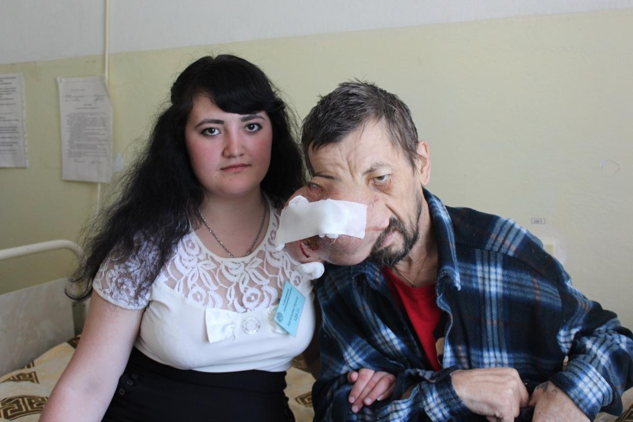 Александр вместе с дочерью