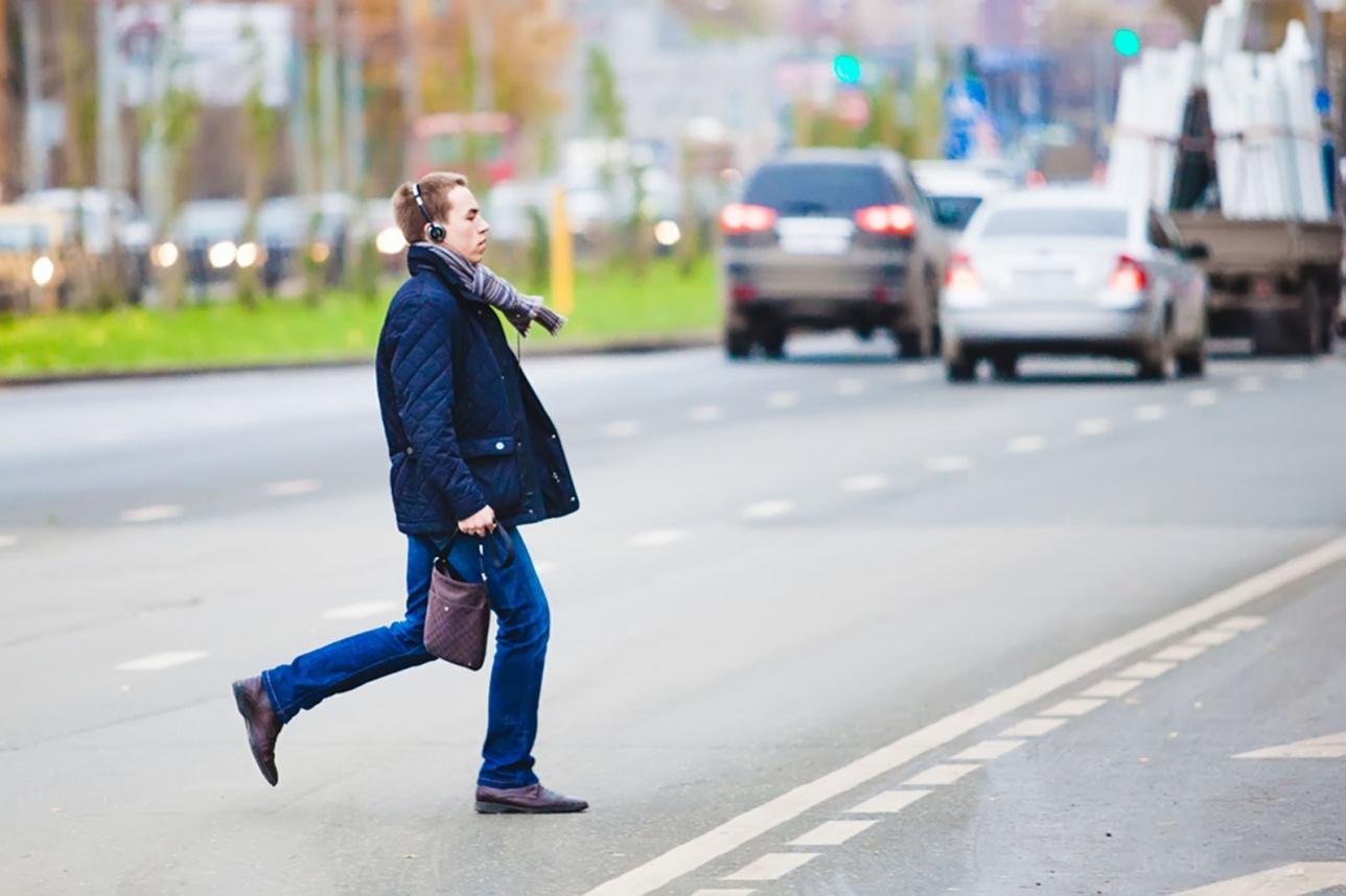 В законе прописали обязанности пешехода