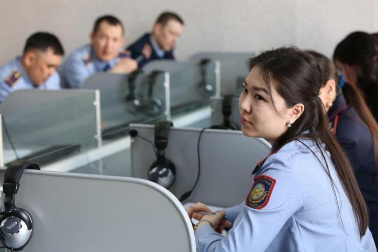 167 полицейских Астаны проходят курс
