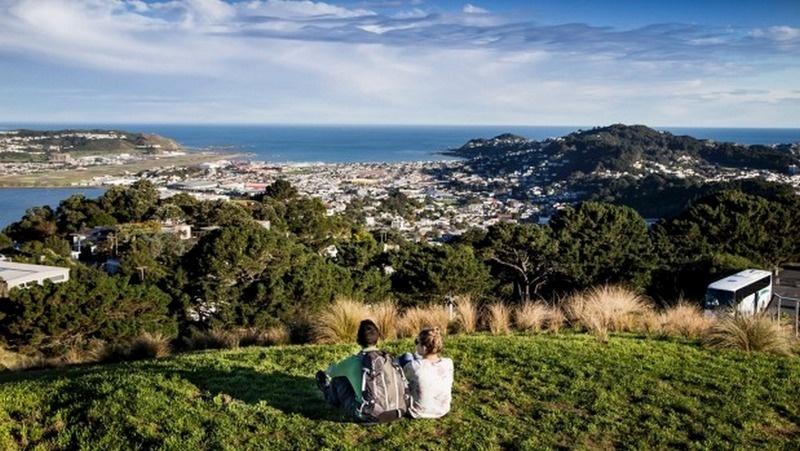 Велингтон, Новая Зеландия