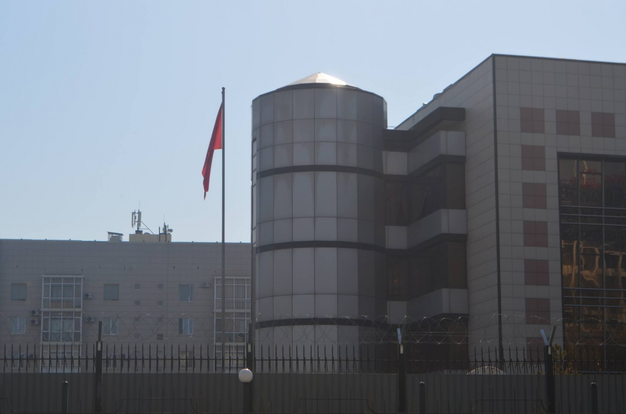 Қытайдың Астанадағы елшілігі