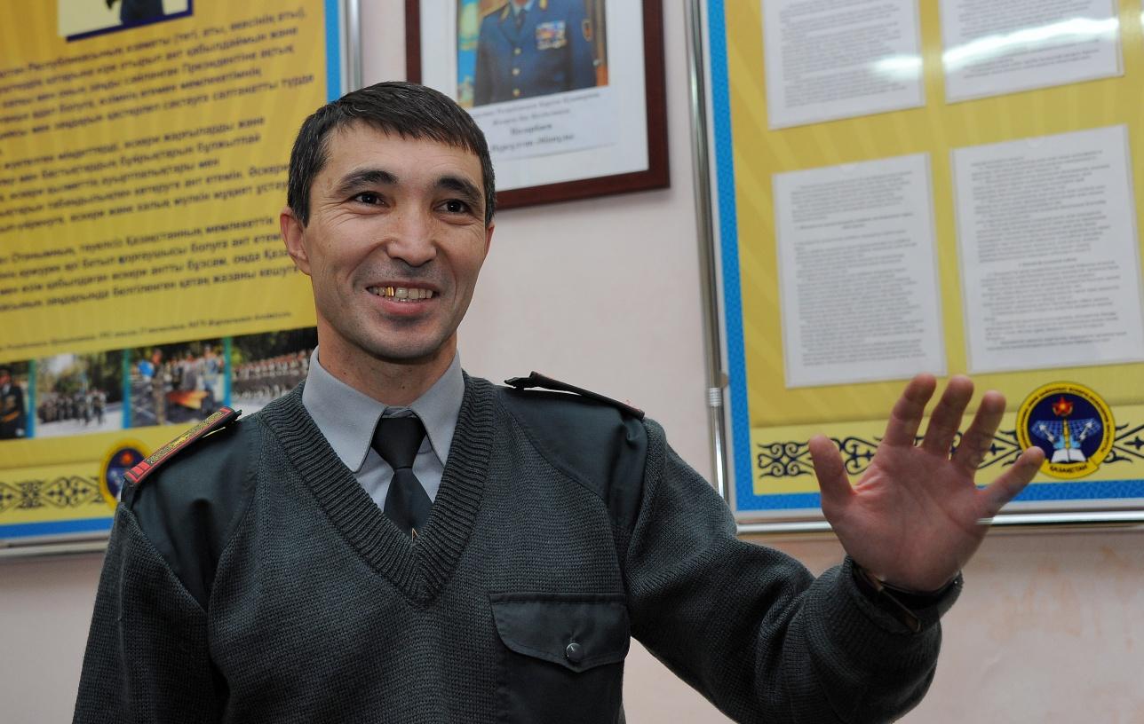 Азамат Жумадилов