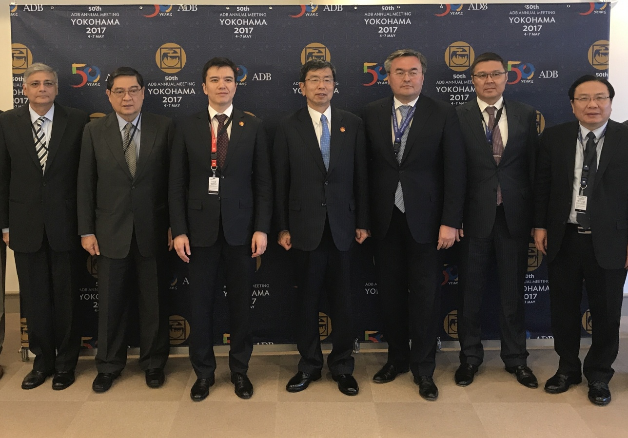 Казахстанская делегация встретилась с представителями АБР