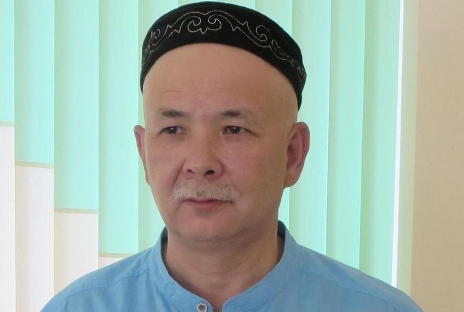 Мурат Телибеков