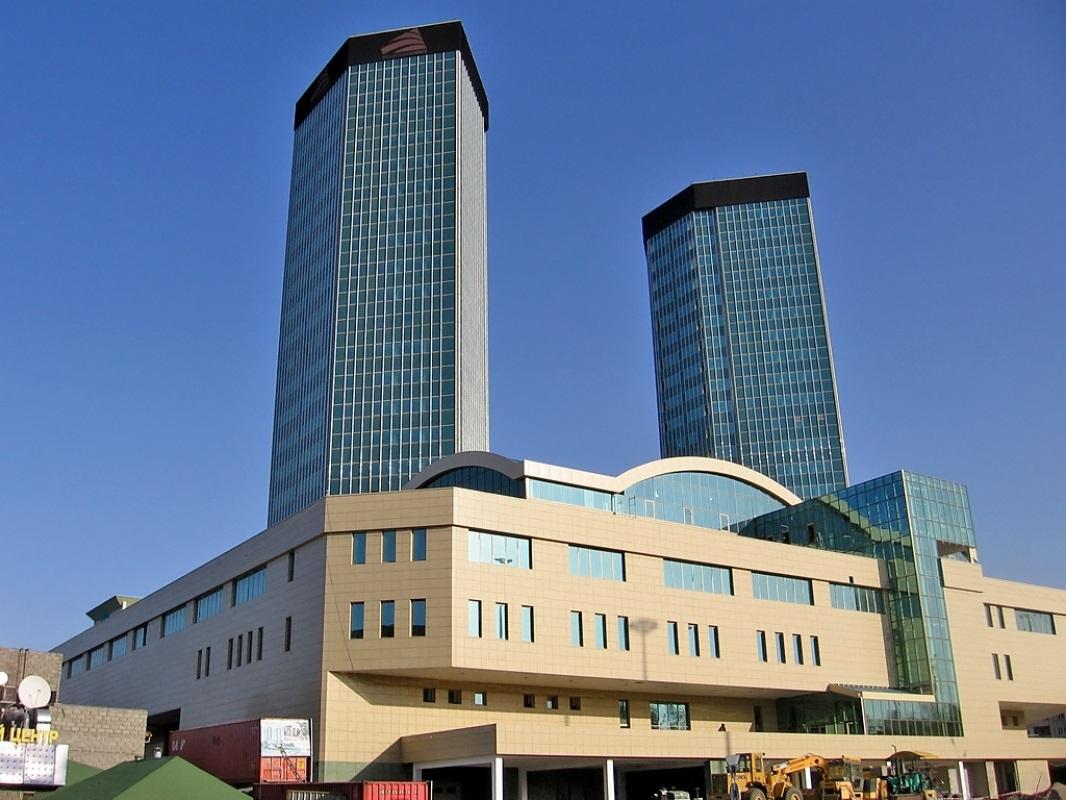 Алматы Тауэрс бизнес орталығы